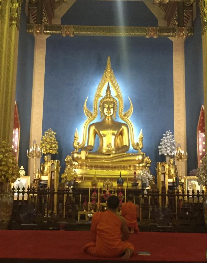 Bangkok tapınakları