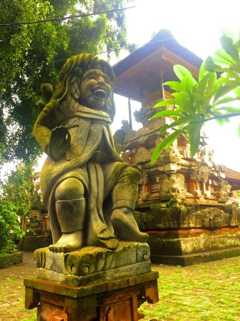 Ubud'un gizli tapınakları