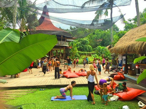 Ubud Yoga Barn